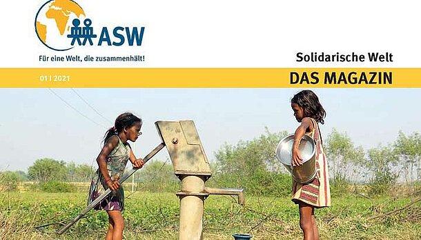 Titel des SW-Magazins zu Indien