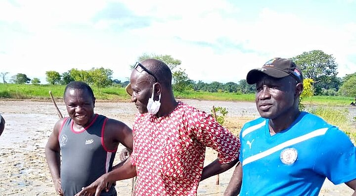 ASANE fördert am Casamance-Fluss nachhaltige Fischereipraktiken