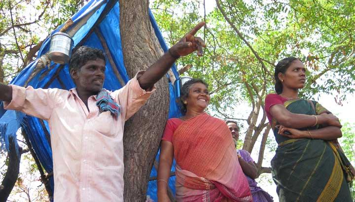 Bauern und Bäuerinnen beim ASW-Partner CENTREREDA