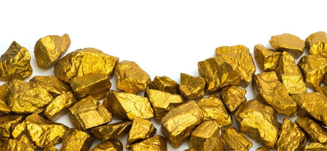 Goldstücke unbekannter Herkunft