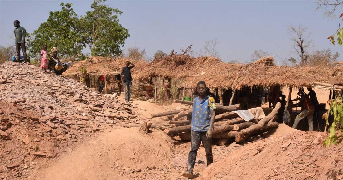 Minendorf in Kédougou