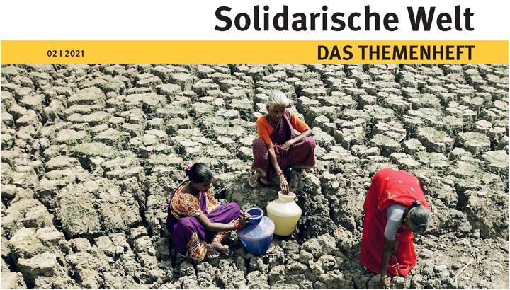 Themenheft Klima-Un-Gerechtigkeit