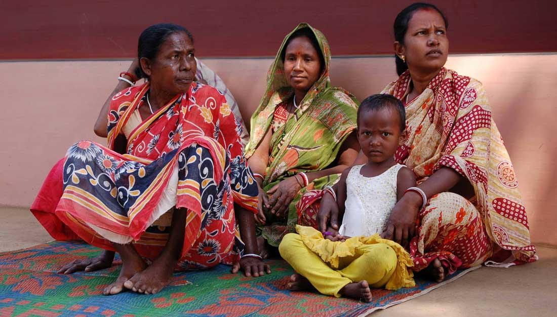 Inder und Inderinnen auf dem Land haben einen vergleichsweise kleinen ökologischen Fußabdruck